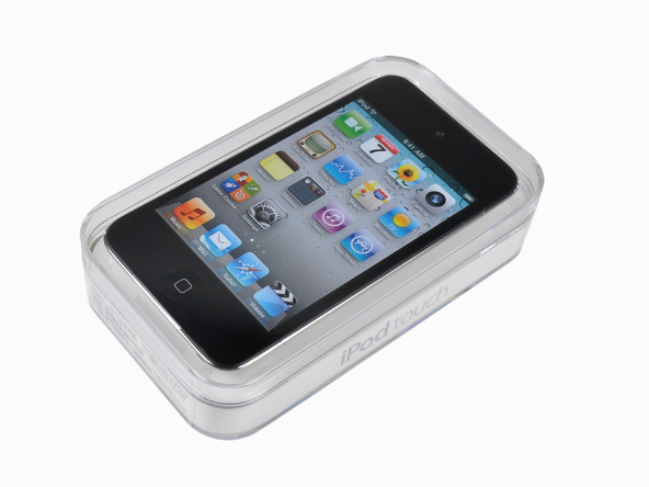 iPod Touch 4G Giveaway!