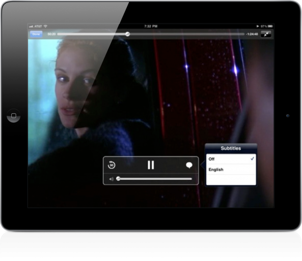 how to put tv show on ipad videos