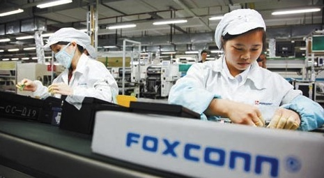 Foxconn to Build 5 New Brazilian Factories to Produce Apple Products