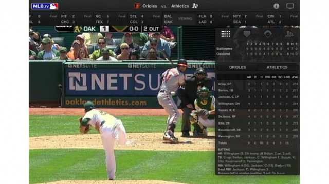 MLB At Bat 2012 Now Available for iOS