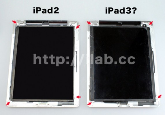 Leaked iPad 3 Parts May Be Real, According to Parts Retailer