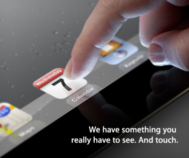 The New iPad May Be Called iPad HD
