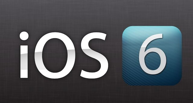 iOS 6 Now Available For Download