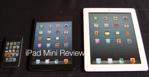 iPad Mini Review [Video]