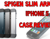 Review: Spigen SGP Slim Armor Case for iPhone 5