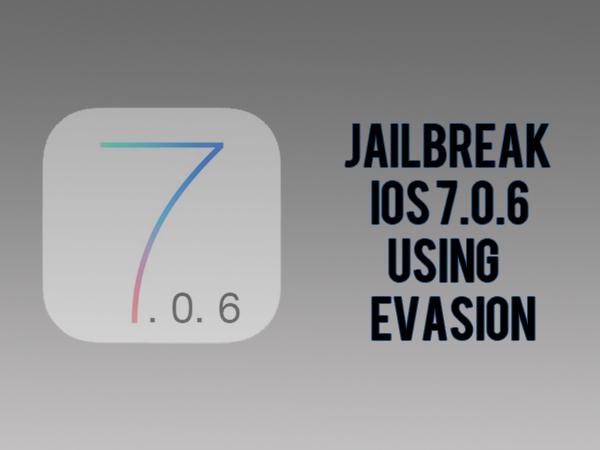 ios 7.0.6 jailbreak