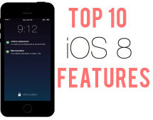 iOS 8: Top 10 New Features