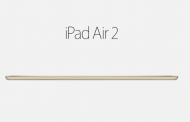 Apple Unveils iPad Air 2 & iPad Mini 3