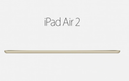 Apple Unveils iPad Air 2 & iPad Mini 3