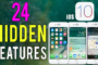 24 Hidden Features in iOS 10