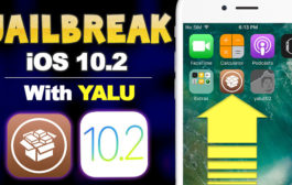 How to Jailbreak iPhone, iPad on iOS 10.2 using YALU